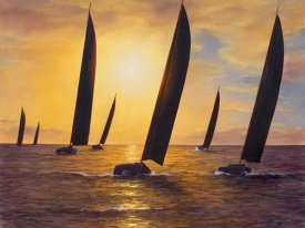Diane Romanello - Into the Sunset