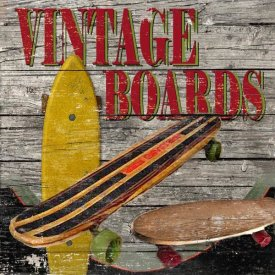Karen J. Williams - Vintage Skate Boards