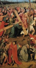 Hieronymus Bosch - Christ Carrying The Cross III
