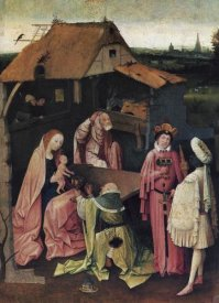 Hieronymus Bosch - Epiphany