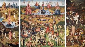 Hieronymus Bosch - Garden Of Earthly Delights