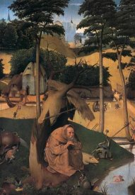 Hieronymus Bosch - Saint Anthony