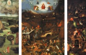 Hieronymus Bosch - The Last Judgement