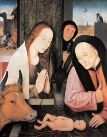 Hieronymus Bosch - The Nativity