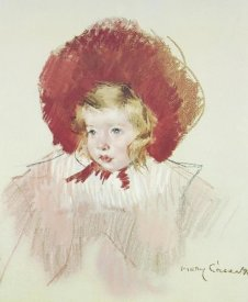 Mary Cassatt - Child With Red Hat