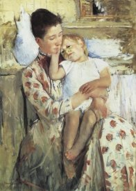 Mary Cassatt - Mother And Child 1890