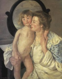 Mary Cassatt - Mother And Child 1899