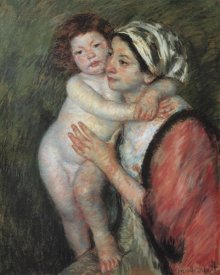 Mary Cassatt - Mother And Child 1914