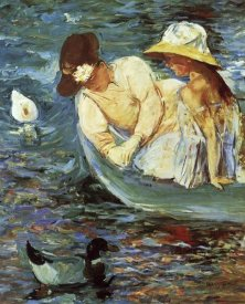 Mary Cassatt - Summertime 1894