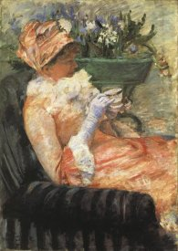 Mary Cassatt - The Cup Of Tea 1879