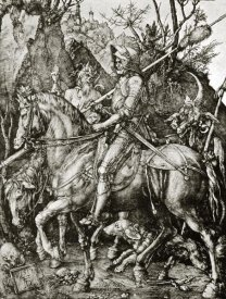 Albrecht Durer - Knight Death And The Devil
