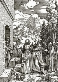 Albrecht Durer - Life Of The Virgin 8