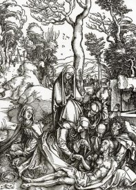 Albrecht Durer - The Great Passion 6