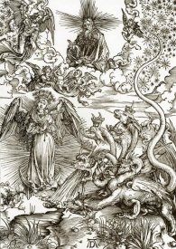 Albrecht Durer - The Revelation Of St John 10
