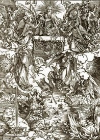 Albrecht Durer - The Revelation Of St John 7