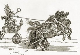 Albrecht Durer - The Small Triumphal Car 2