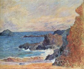 Paul Gauguin - Breton Coast