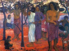 Paul Gauguin - Delightful Day