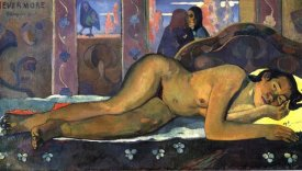 Paul Gauguin - Nevermore