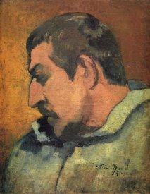 Paul Gauguin - Portrait Of The Artist