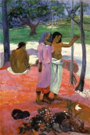 Paul Gauguin - The Call