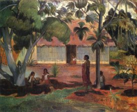 Paul Gauguin - The Large Tree