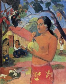 Paul Gauguin - Where Are You Going