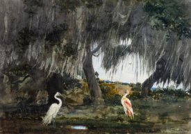 Winslow Homer - At Tampa
