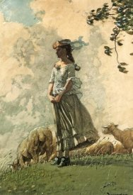 Winslow Homer - Fresh Air