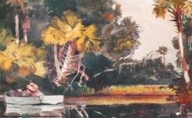Winslow Homer - Homosassa Jungle