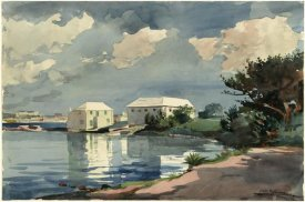 Winslow Homer - Salt Kettle Bermuda