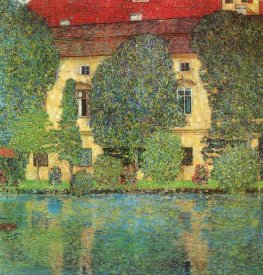 Gustav Klimt - Schloss Kammer On Attersee