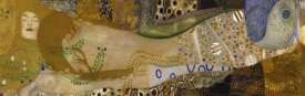 Gustav Klimt - Sea Serpents I