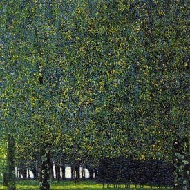 Gustav Klimt - The Park 1910