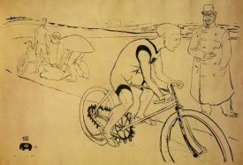 Henri Toulouse-Lautrec - Cycle Michael