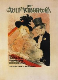 Henri Toulouse-Lautrec - The Ault And Wiborg Co