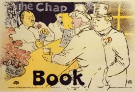 Henri Toulouse-Lautrec - The Chap Book
