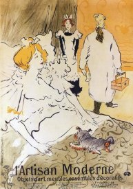 Henri Toulouse-Lautrec - The Modern Craftsman