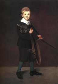 Edouard Manet - Boy with Sword