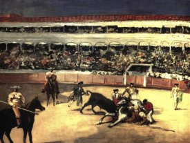 Edouard Manet - Bullfighters