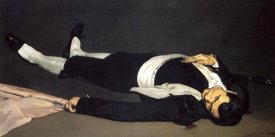 Edouard Manet - The Dead Toreador