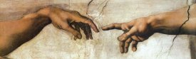 Michelangelo - Creation Of Adam