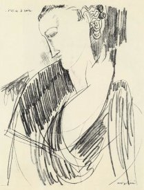 Amedeo Modigliani - Drawing For Drinking
