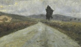 Amedeo Modigliani - Small Tuscan Road