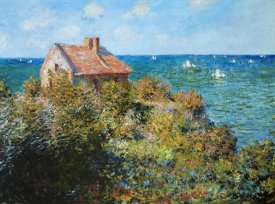 Claude Monet - Fishermans Cottage