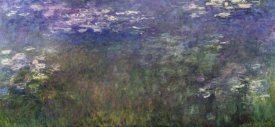 Claude Monet - Water Lilies 1916-20