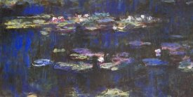 Claude Monet - Water Lilies (Detail 2)