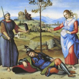 Raphael - Dream Of Scipio The Elder