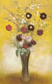 Odilon Redon - Vase Of Flowers 1916