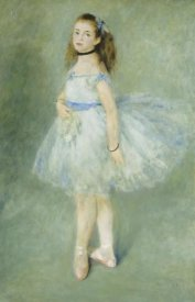 Pierre-Auguste Renoir - The Dancer, 1874